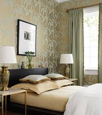 Creative Bedroom Decorating Ideas That Include Modern Wallpaper - Wallpaper design ideas for bedrooms