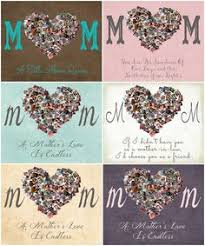 Gifts For Mothers At Christmas - mom gift mom photo gift personalized photo collage mom birthday