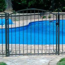 eastern ornamental aluminum fence