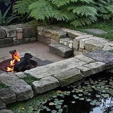 the 25 best sunken fire pits ideas on pinterest building a fire