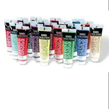 basics acrylic colors aaron brothers