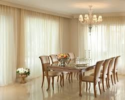 Curtains For Dining Room Ideas Dining Room Curtains Fresh With Picture Of Dining Room Property At