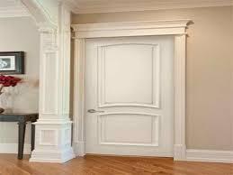 modern trim molding interior door moulding ideas door molding ideas image house exterior