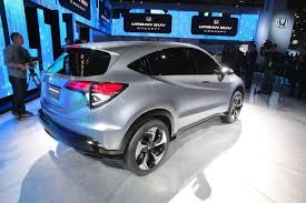 suv honda 2014 honda urban suv concept debuts in detroit previews small