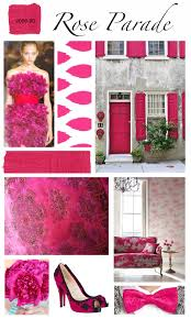colour of the month mountain home decor page mhd cotm rose parade