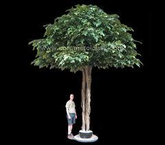 artificial banyan umbrella tree commercial silk int l