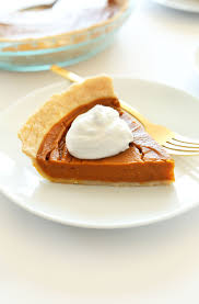 vegan gluten free pumpkin pie minimalist baker recipes