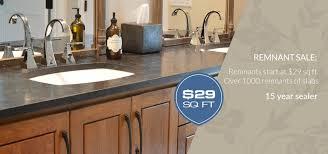 Kitchen Granite Design by Wisconsin Granite Design