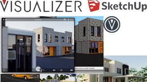 how to download visualizer free for sketchup 2016 youtube