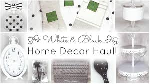 white u0026 black grey u0026 tan home decor haul homegoods tj maxx