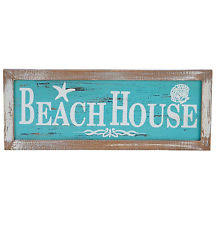 beachy signs signs decor ebay
