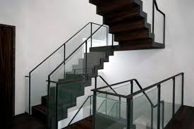black staircase satin black staircase by eestairs stylepark