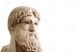 ancient greek god poseidon god of the sea horses and
