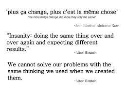 Plus Ca Change Plus C Est La Meme Chose - using the design cycle to create interdisciplinary project based stem