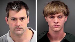 dylann roof dylann roof and michael slager are neighbors in jail youtube