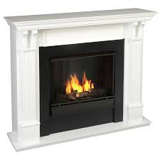 How To Make Gel Fuel For Fireplace Shop Real Flame 48 In Gel Fuel Fireplace At Lowes Com