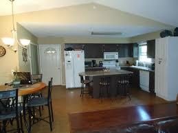 kitchen living room ideas open kitchen living room plans centerfieldbar com