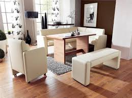 Dining Room Table Set With Bench 23 Space Saving Corner Breakfast Nook Furniture Sets Booths For