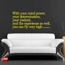 senna quote with your mind power wall art sticker ayrton senna quote with your mind power wall art sticker