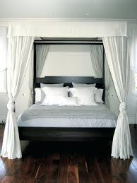wooden bed frame king size 12 photos gallery of make a canopy bed