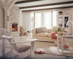 wohnzimmer ideen landhausstil landhausstil wohnzimmer mit kamin ideen design bilder beispiele