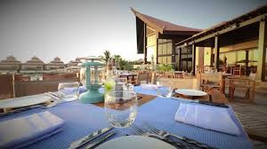 anantara dubai the palm resort u0026 spa the beach house youtube
