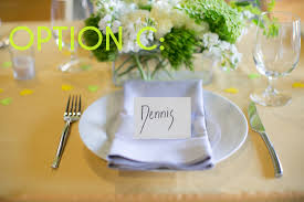 Decorative Napkin Folding Get Sh T Done How To Set A Table A Practical Wedding A