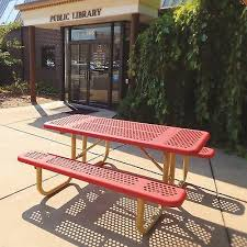 Commercial Picnic Tables by Little Tikes Commercial Picnic Table What U0027s It Worth