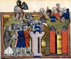siege de siège de jérusalem par godefroy de bouillon