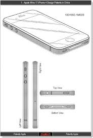 iphone 4s design apple wins a whopping 17 iphone 4s design patents in china