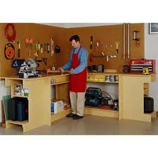 downloadable woodworking project plan to build traditional workbench