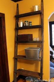 gardener u0027s ladder shelf do it yourself home projects from ana
