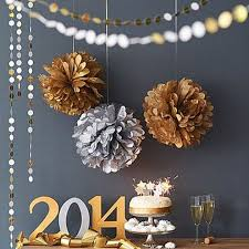 Decorations On New Year S Eve by New Years Eve Party Inspiration Nyeve Mocktail Party