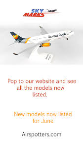new skymarks models now listed or june 2017 airspotters com