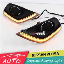 nissan versa please check your device for nissan versa sunny 2014 drl led daytime running light fog