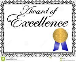 Prize Certificate Template Award Clipart