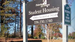 pickering student housing apartments for rent in greensboro nc