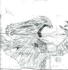spiderman 3 venom sketch by skorpion216 on deviantart