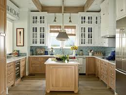 rustic kitchen cabinets with glass doors inspired kitchen ideas southern living