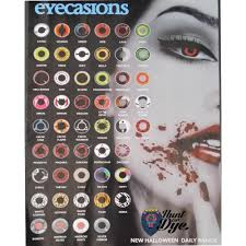 walmart halloween eye contacts photo album sew cool sewing