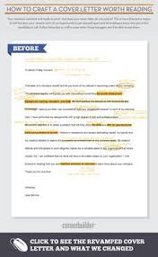 not sure how to write a cover letter we u0027ve explained it here and