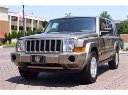 2006 Jeep Commander For Sale Classiccars Com Cc 995094