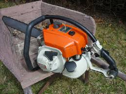 vintage chainsaw collection stihl 090