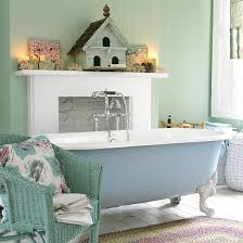 Shabby Chic Bathroom by Shabby Chic Bathroom With Clawfoot Tub Pictures Photos And