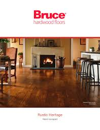 Armstrong Bruce Laminate Flooring Bruce Rustic Heritage Armstrong Flooring Pdf Catalogues