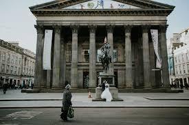 wedding arches glasgow sneak peek andy glasgow registry office wedding followed