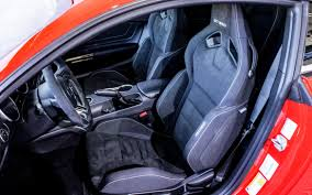 when will we see the recaro seats on the market for technology