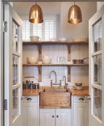 copper apron sink cottage kitchen homes u0026 antiques