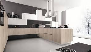 cuisine contemporaine en bois cuisines cuisine contemporaine deco bois moderne cuisine bois