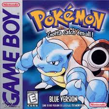 Pokemon Azul